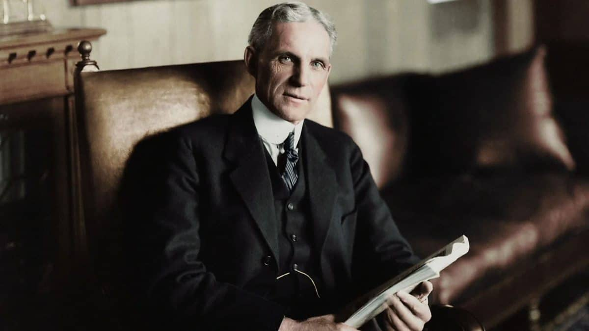 10 Henry Ford quotes that will inspire you today