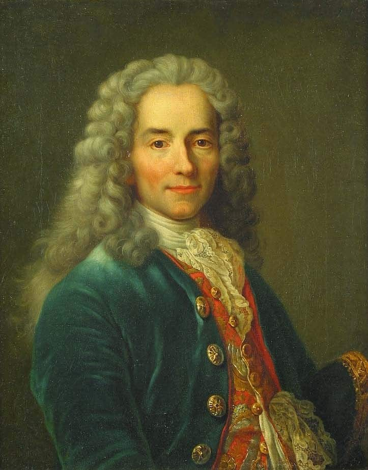 30 Inspirational Voltaire quotes