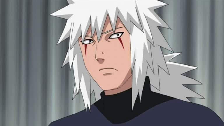 Jiraiya quotes