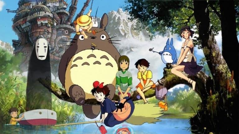 Ghibli studio movies will be seen on Netflix