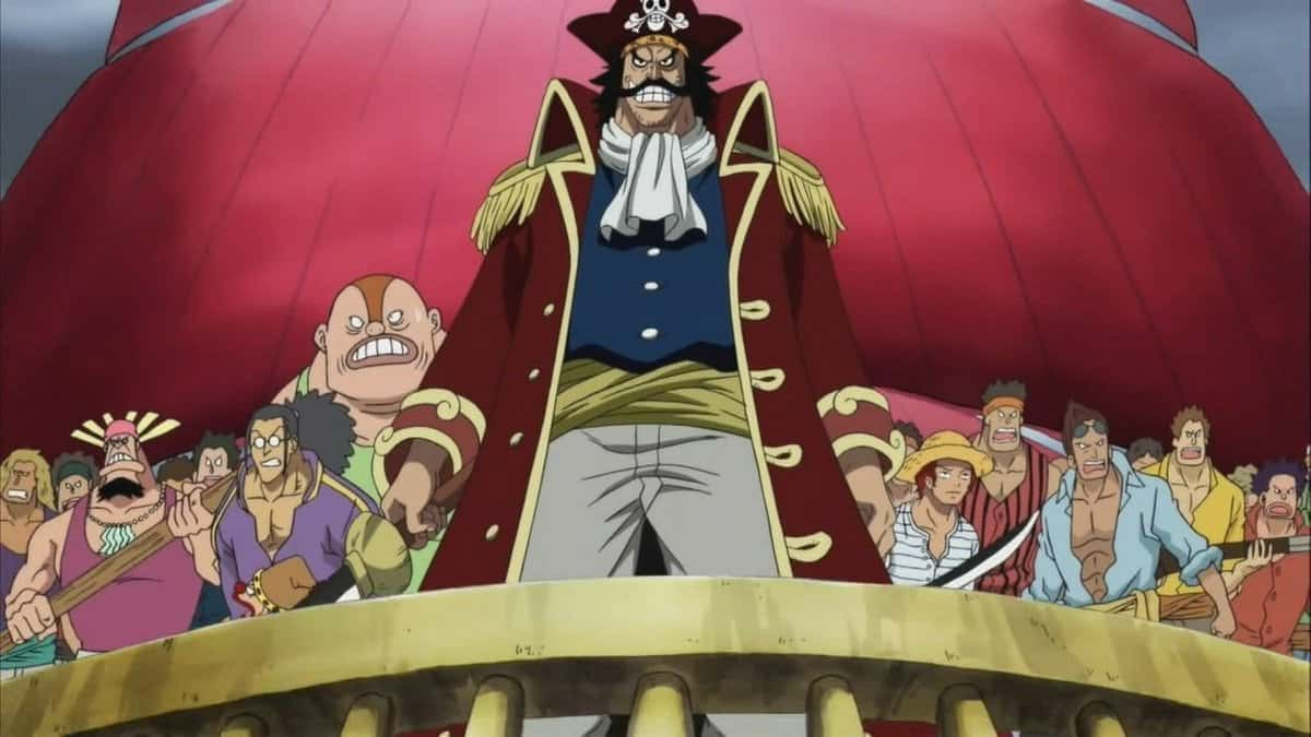 one piece roger