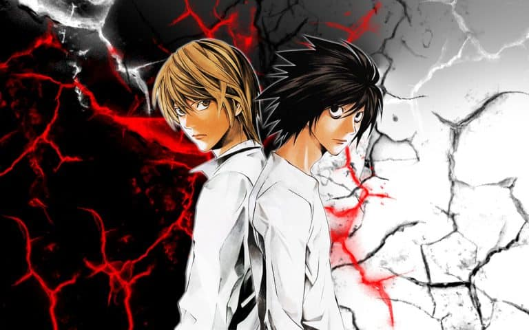 See the coOne-Shot manga from Death Note