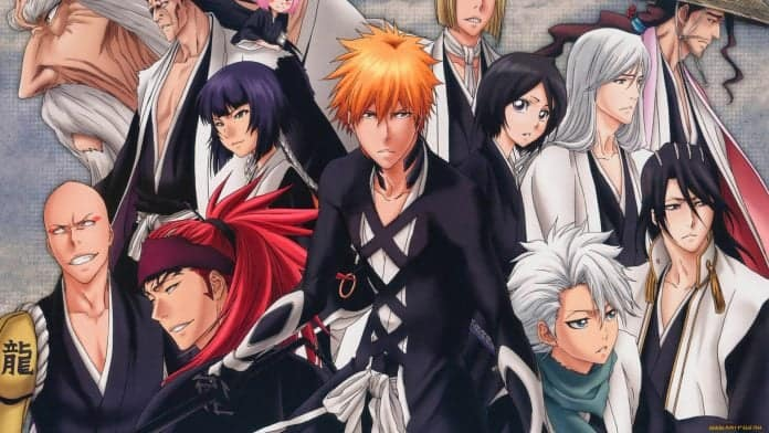 bleach new project 2020