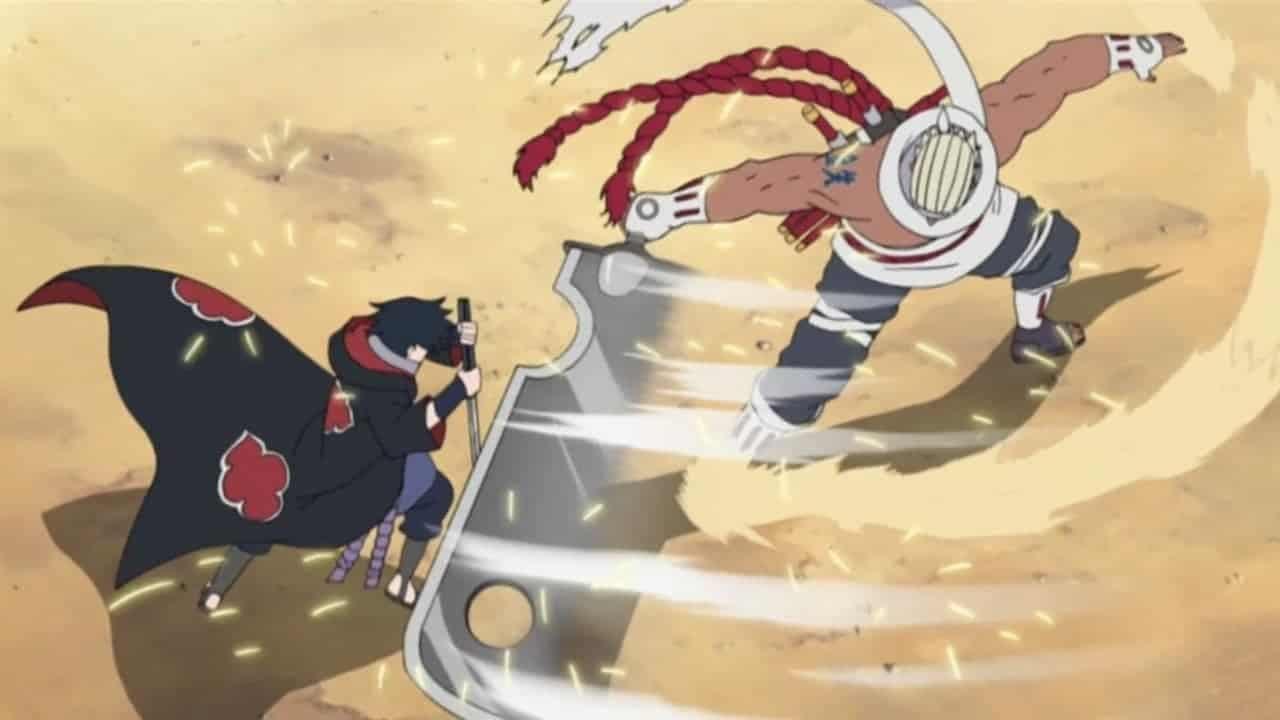 killer be sasuke