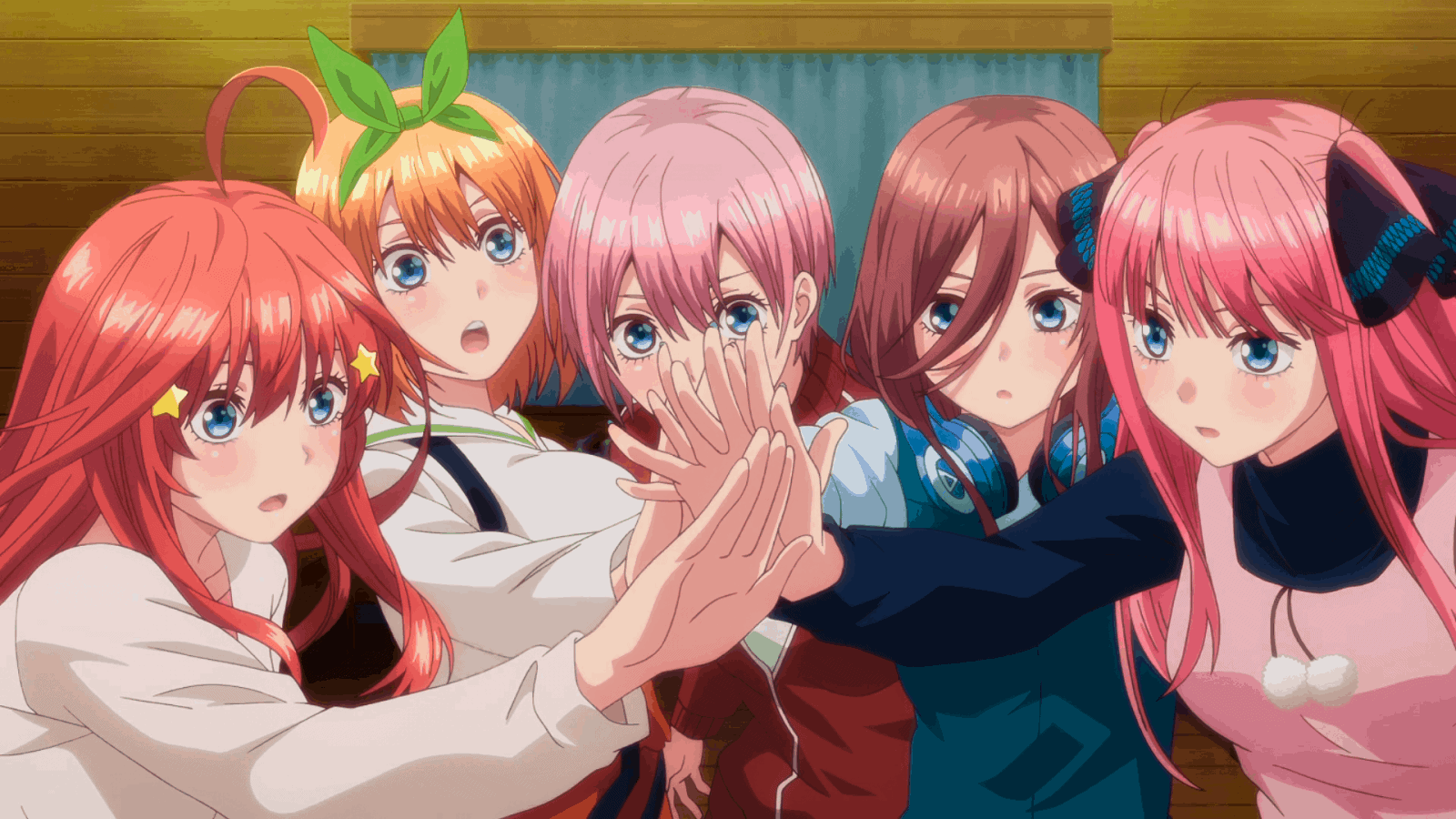 5-toubun no Hanayome season 2