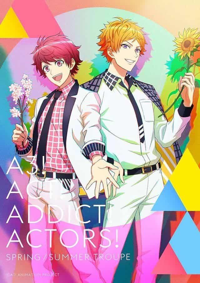 Anime A3 episode 4
