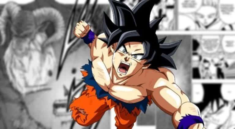 Dragon Ball Super Chapter 58