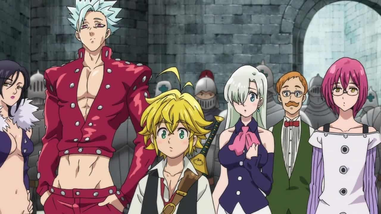 Seven Deadly Sins chapter 341