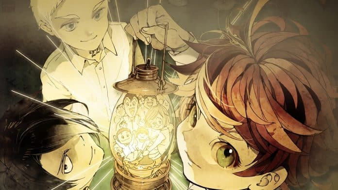 The Promised Neverland Chapter 166