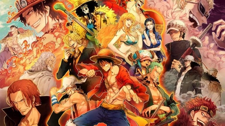 One piece chapter 973