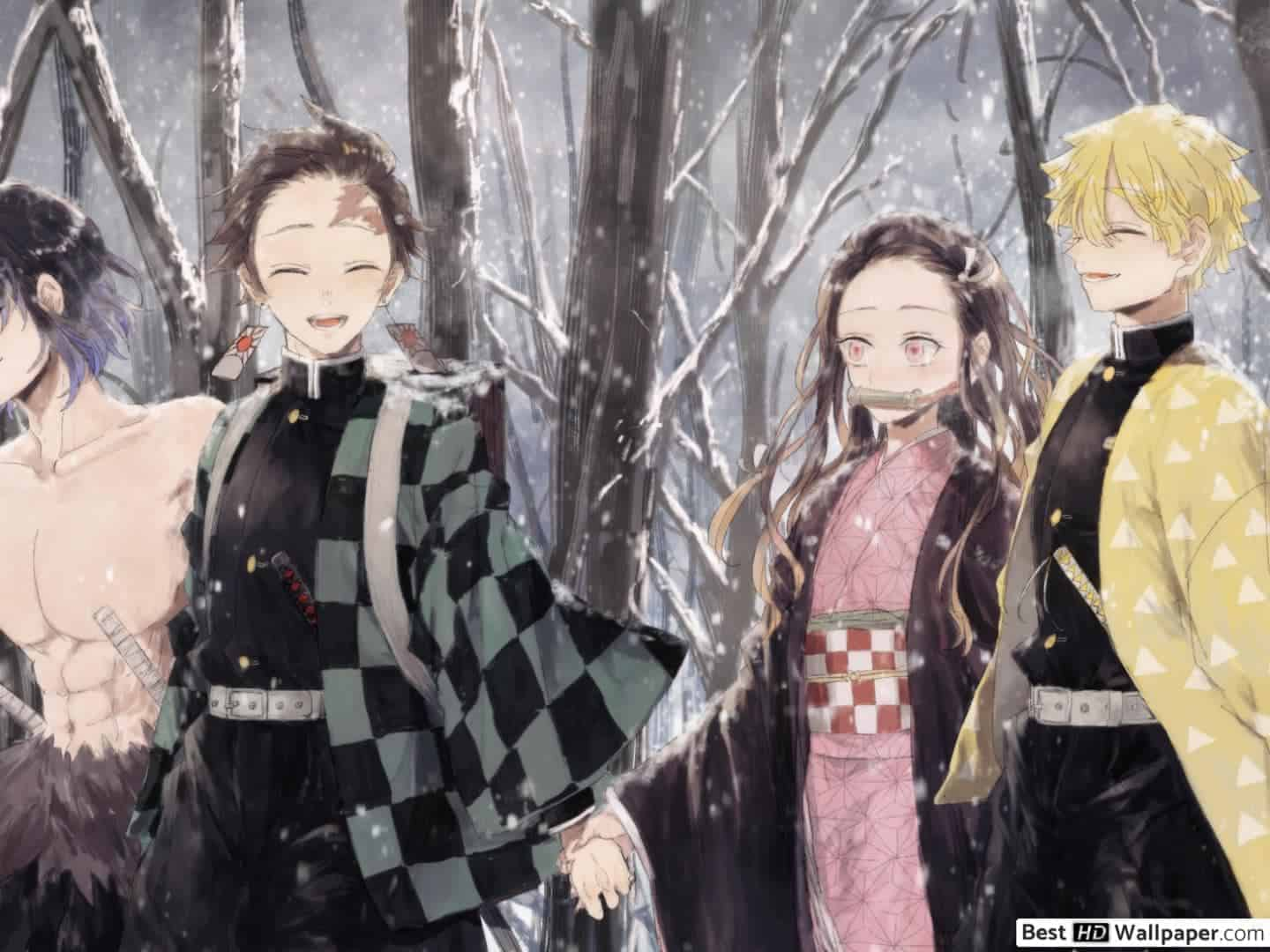 Kimetsu no Yaiba: Demon slayer chapter 198