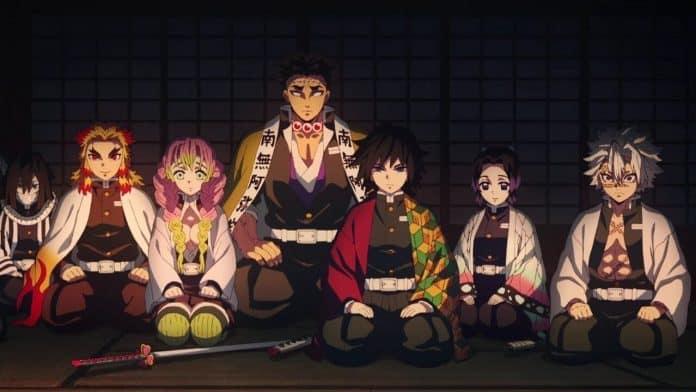 Kimetsu no Yaiba: Demon slayer chapter 200
