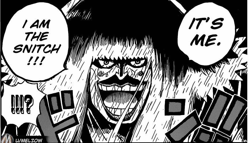 one piece chapter 975