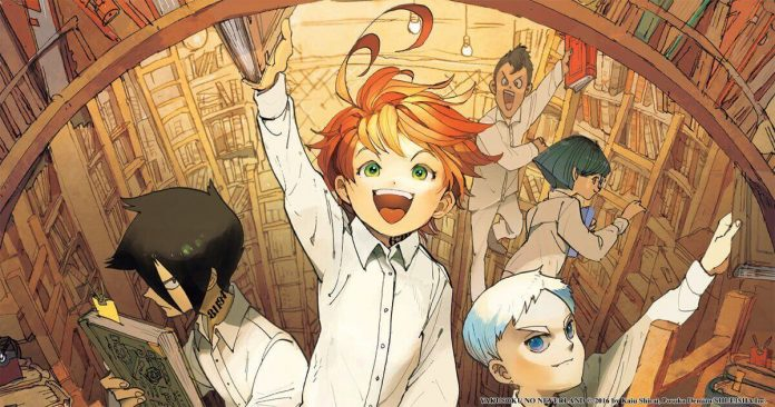 the Promised Neverland chapter 174