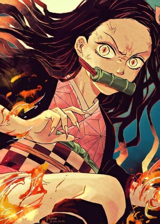 Kimetsu no Yaiba: Demon slayer chapter 203