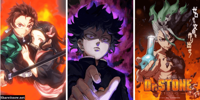 best anime of 2019