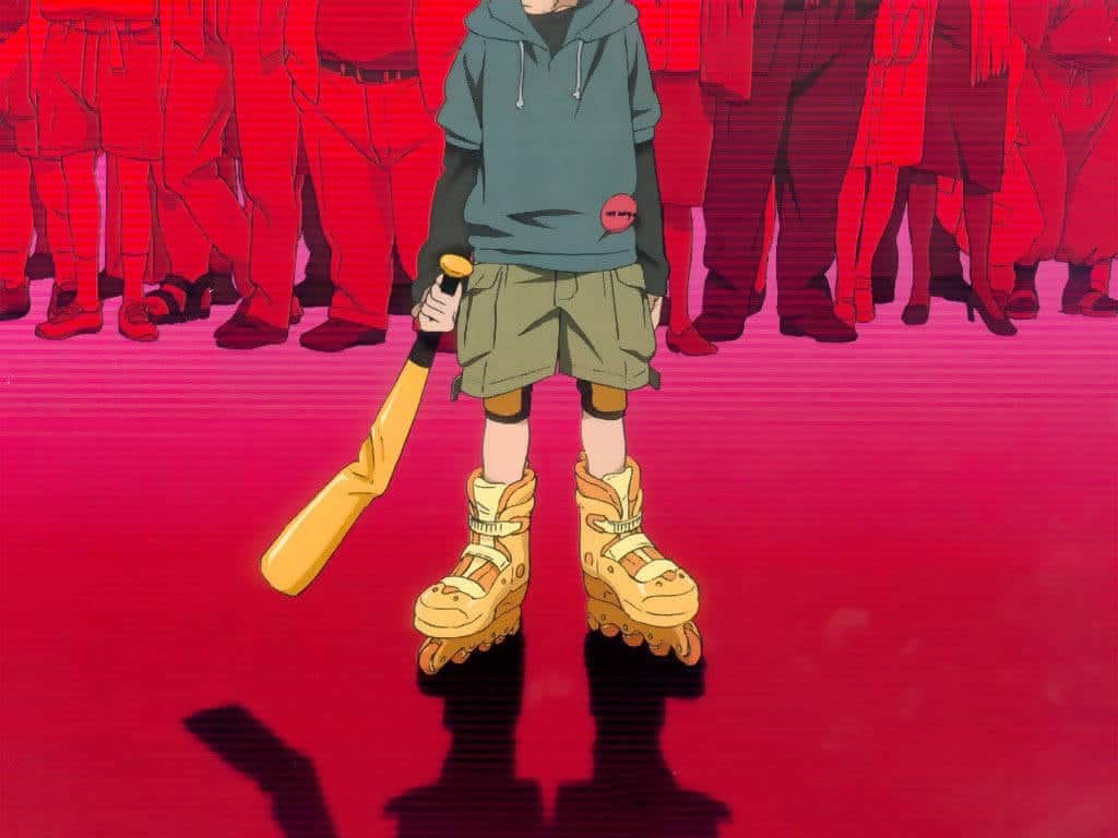 Madhouse anime
