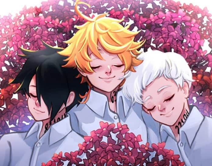 The Promised Neverland Chapter 177