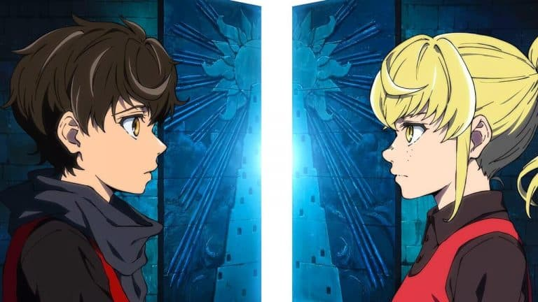 Tower of God episode 7