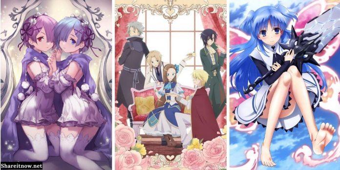 Fantasy Romance Anime