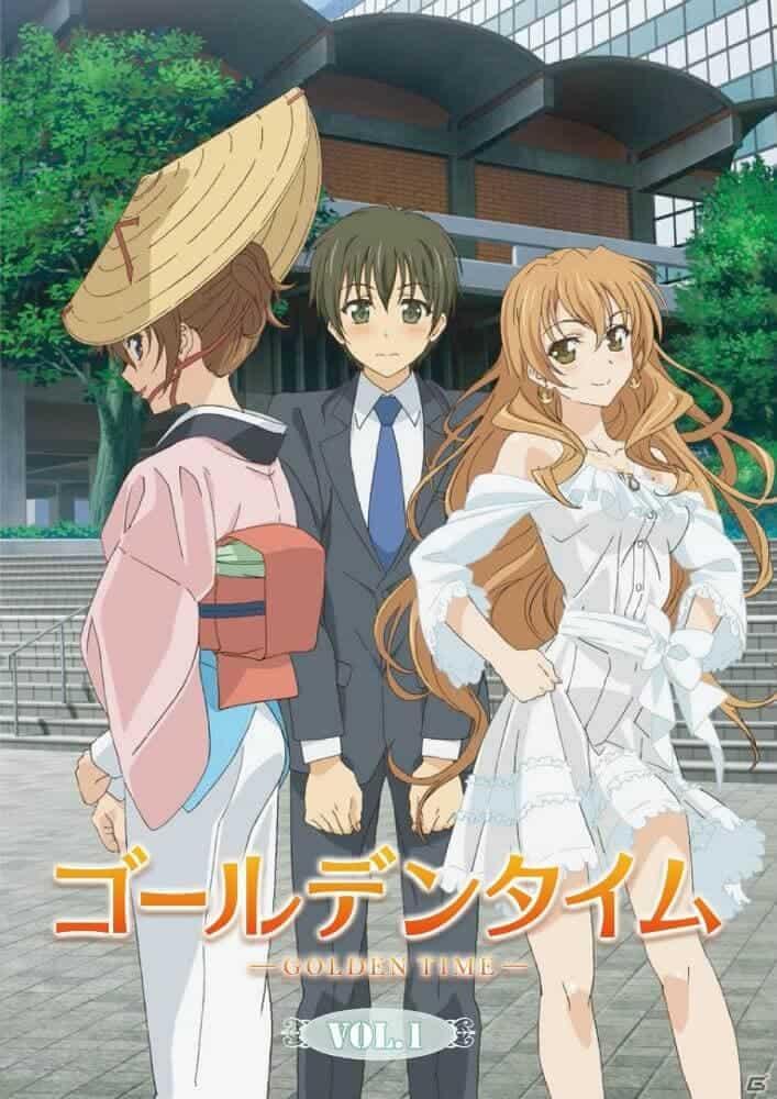 love Triangle anime
