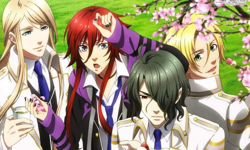 Reverse Harems Anime