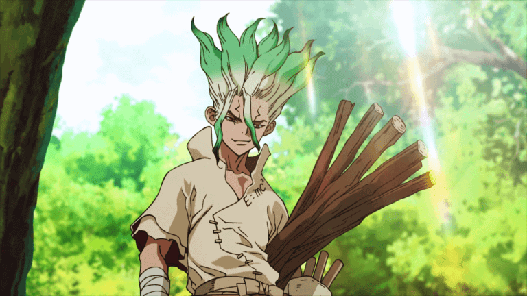 dr stone chapter 153