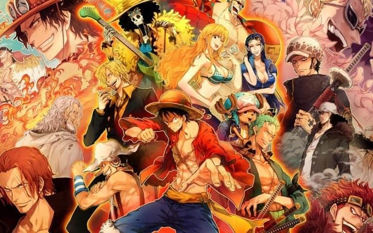 One Piece 988