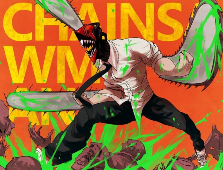 chainsaw man 86