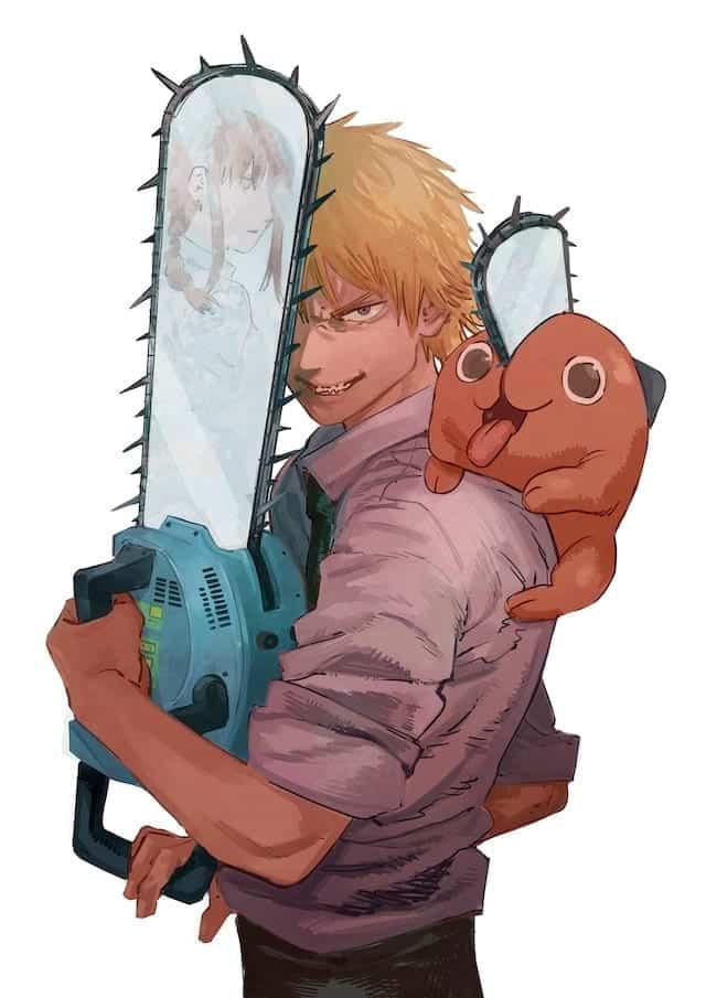 chainsaw man 89