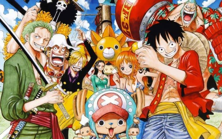 One Piece 997 manga