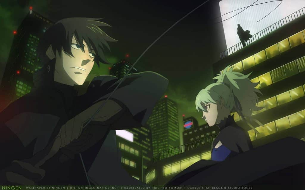 Darker than Black (Kuro no Keiyakusha)