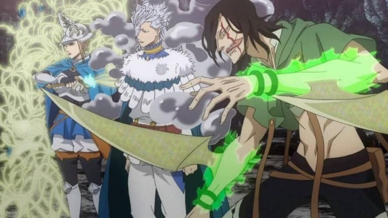 Black Clover chapter 275 spoilers