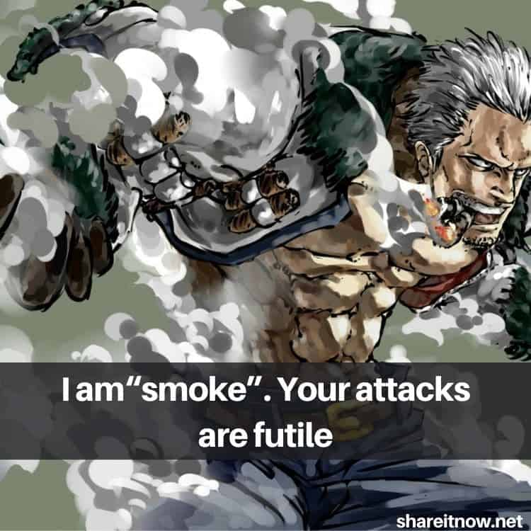 Smoker Quotes