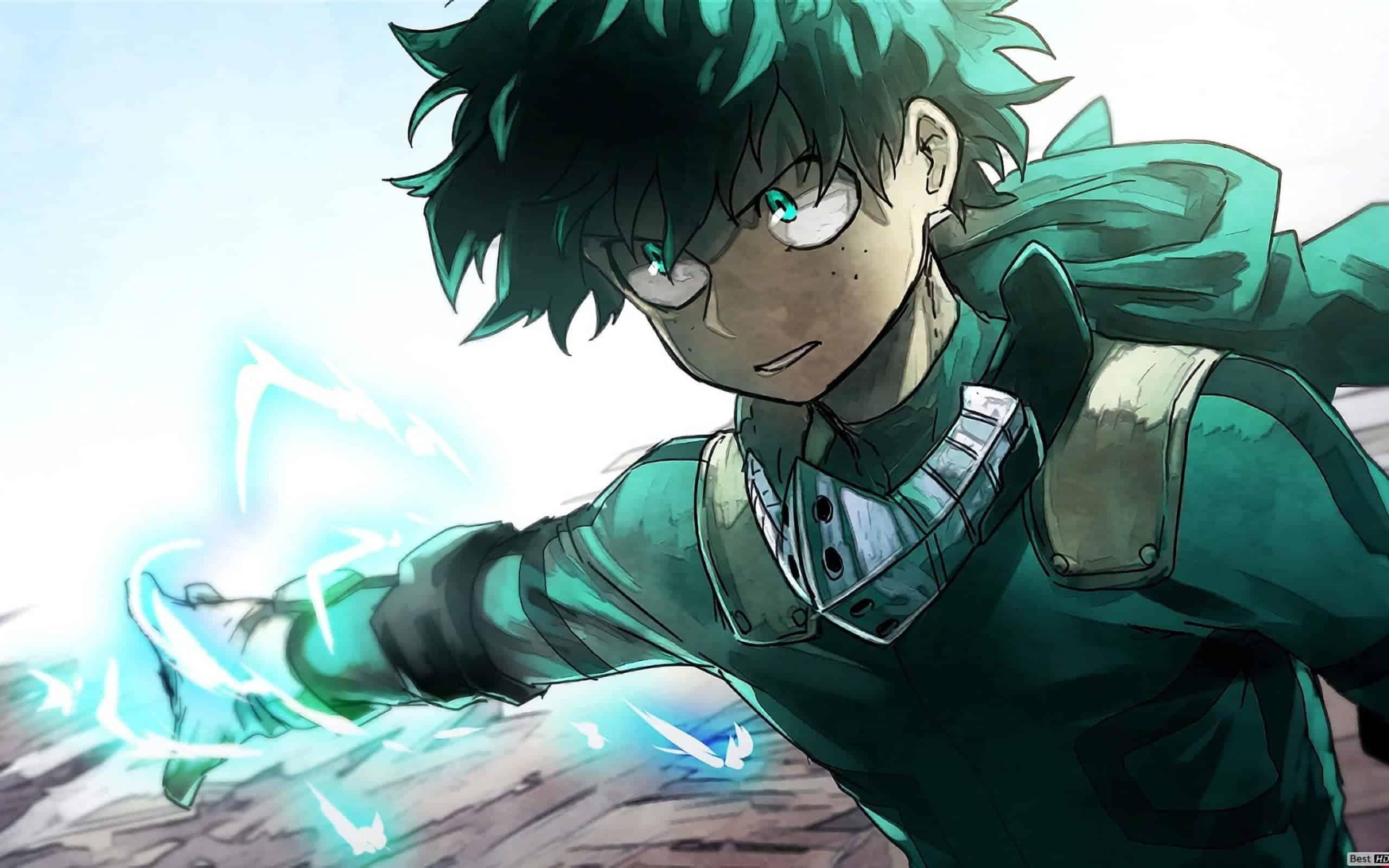 boku no my hero academia 296