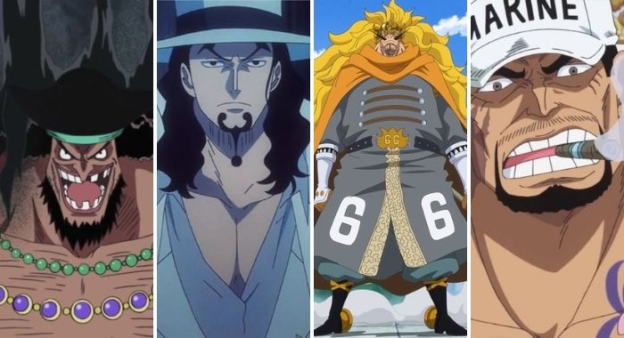 strongest One Piece characters of 2020