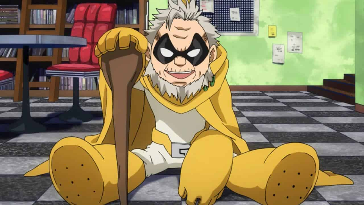 Boku no My Hero Academia chapter 297