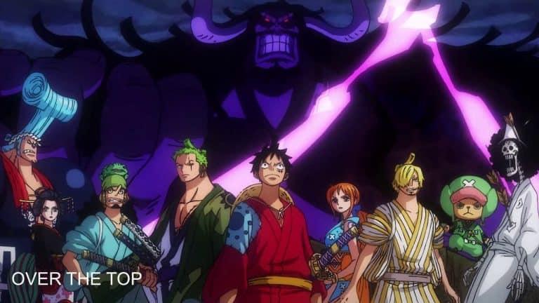 One Piece 1004 Spoiler