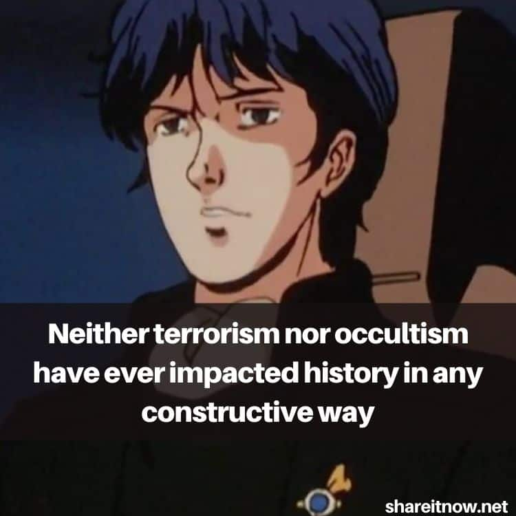 Yang Wenli quotes